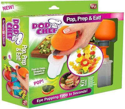 قالب میوه پاپ چف pop chef