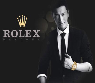ساعت رولکس طلایی مدل دیتونا