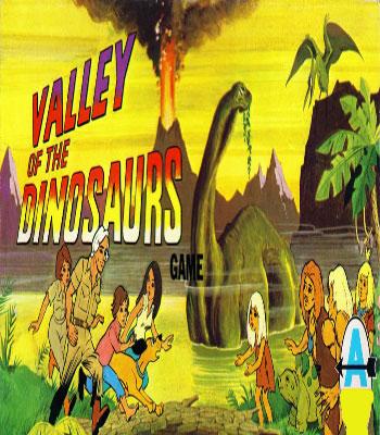 کارتون دره دایناسورها