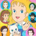 کارتون زنان کوچک